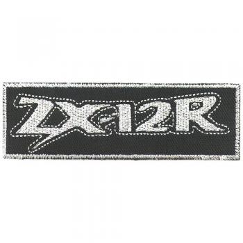 Aufnäher - ZX12R - 04093 - Gr. ca. 3,5 x 3 cm - Patches Stick Applikation