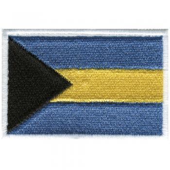 AUFNÄHER Patch FLAGGEN flagge Angola  flag Fahne  7x4.5cm