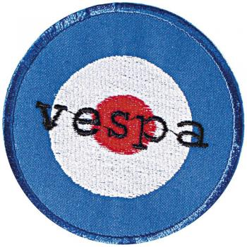 Aufnäher - Vespa - 04078 - Gr. ca. 9 cm - Patches Stick Applikation