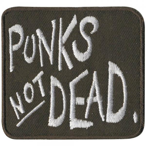 AUFNÄHER - Anarchie Punk - 06001 - Gr. ca. 7 x 7 cm - Patches Stick Applikation