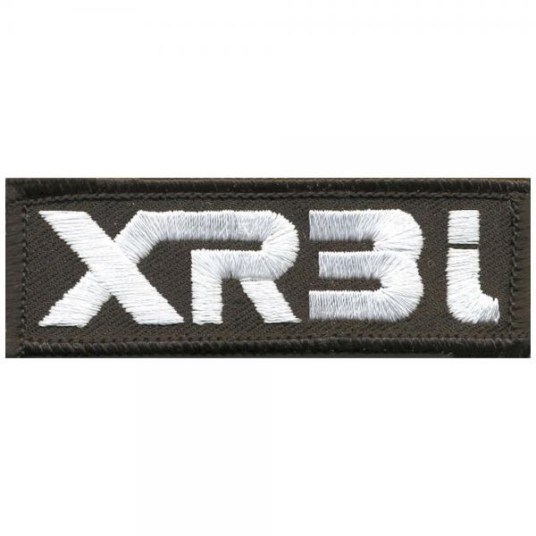 AUFNÄHER - Car XR3i - 04153 - Gr. ca. 8 x 2 cm - Patches Stick Applikation