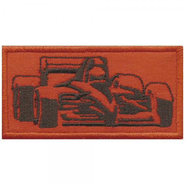 AUFNÄHER - Formel 1 - 03192 - Gr. ca. 8 x 11 cm - Patches Stick Applikation